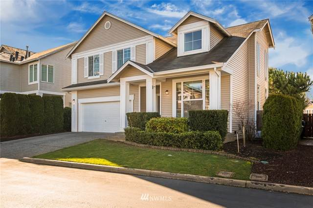 4517 S 221st #37, Kent, WA 98032 (#1738665) :: NW Homeseekers