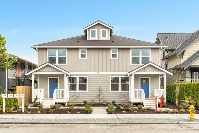 1913 Hoyt Avenue A, Everett, WA 98201 (#1738695) :: The Kendra Todd Group at Keller Williams