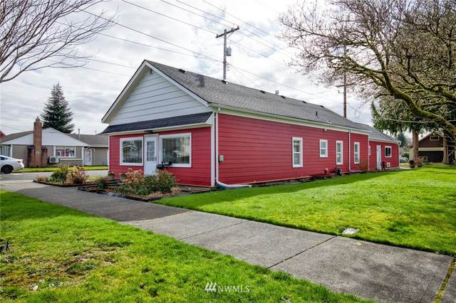 102 W Emerson, Hoquiam, WA 98550 (#1738764) :: Better Properties Real Estate