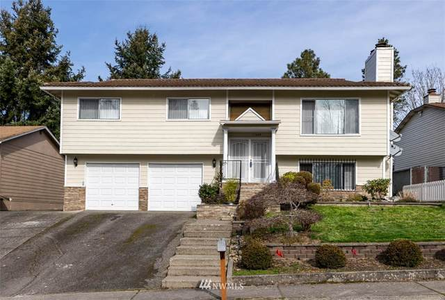 11620 SE 210th Place, Kent, WA 98031 (#1738819) :: Front Street Realty