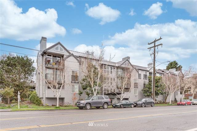 5901 Phinney Avenue N #108, Seattle, WA 98103 (#1738913) :: Becky Barrick & Associates, Keller Williams Realty