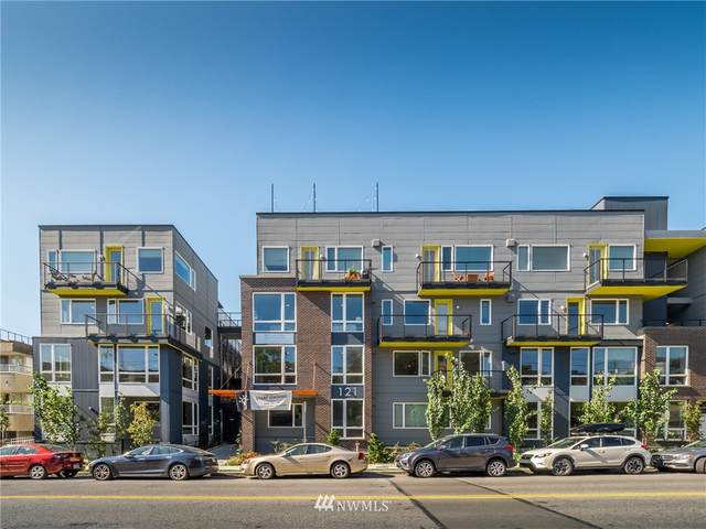 121 12th Avenue E #100, Seattle, WA 98102 (#1738930) :: Becky Barrick & Associates, Keller Williams Realty