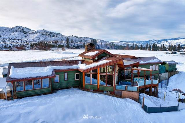 22 Buckboard Lane, Twisp, WA 98856 (#1738933) :: Northwest Home Team Realty, LLC