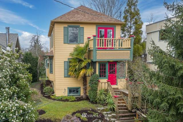 116 NW 58th Street, Seattle, WA 98107 (#1738974) :: Better Properties Real Estate
