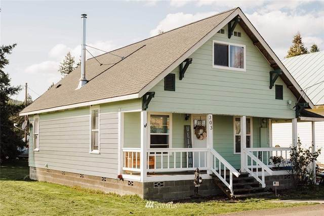 303 2nd Street, Pe Ell, WA 98572 (#1739242) :: NW Home Experts