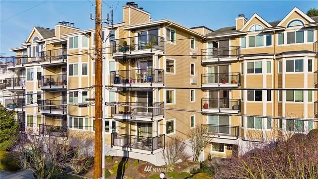 6910 California Avenue SW #16, Seattle, WA 98136 (#1739387) :: Costello Team