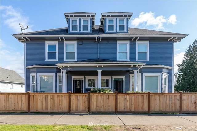 713 S 713 Yakima Avenue, Tacoma, WA 98405 (#1739429) :: Keller Williams Realty