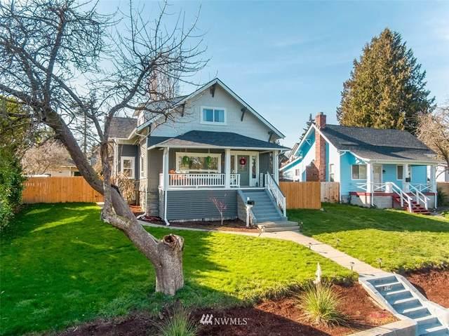 5214 S Cushman Avenue, Tacoma, WA 98408 (#1739473) :: Keller Williams Realty