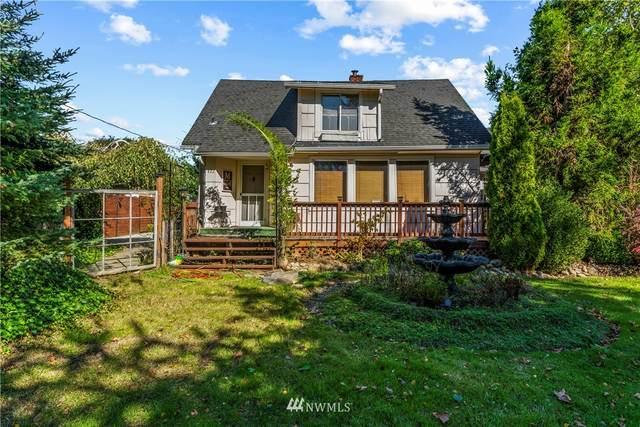 422 W Washington, Napavine, WA 98565 (#1739662) :: Engel & Völkers Federal Way