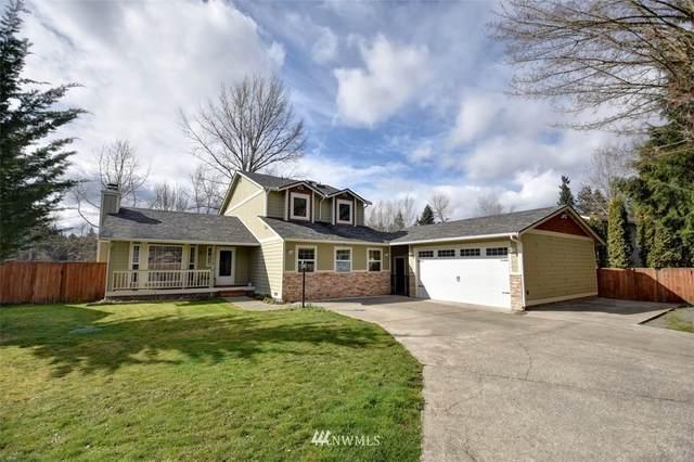 35618 92nd Avenue Ct S, McKenna, WA 98558 (#1739808) :: Better Properties Real Estate