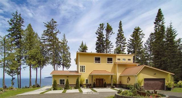 581 Bachelor Road, Sequim, WA 98382 (#1739925) :: Icon Real Estate Group