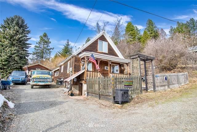 307 E Idaho Avenue, Roslyn, WA 98941 (#1740344) :: Better Properties Real Estate