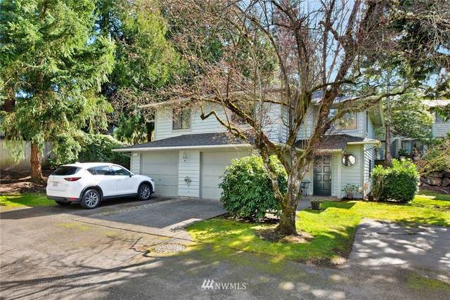 16005 NE 42nd Court 12B, Redmond, WA 98052 (#1740408) :: Tribeca NW Real Estate