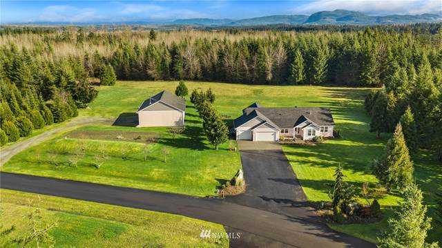 15420 SE Sunnyside Lane, Yelm, WA 98597 (#1740494) :: Icon Real Estate Group