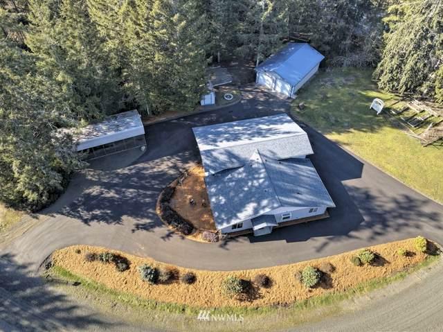 20 E Hidden Horse Court, Shelton, WA 98584 (MLS #1740594) :: Brantley Christianson Real Estate