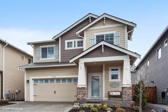 1454 101st Avenue SE, Lake Stevens, WA 98258 (#1740737) :: M4 Real Estate Group