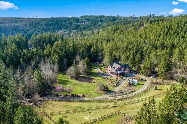 6935 N Fork Road SE, Snoqualmie, WA 98065 (#1740917) :: Tribeca NW Real Estate