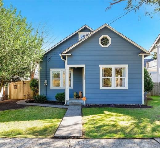 316 Sydney Avenue N, North Bend, WA 98045 (#1740993) :: M4 Real Estate Group