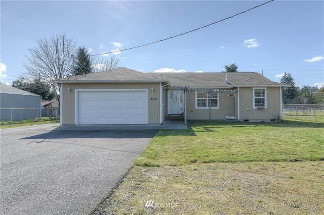 302 Montana Avenue N, Rainier, WA 98576 (#1741191) :: Costello Team