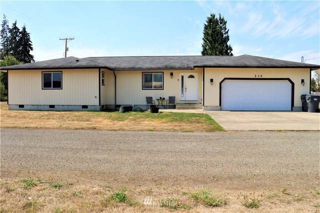 214 Temple Street, Oakville, WA 98568 (#1741274) :: Better Properties Real Estate