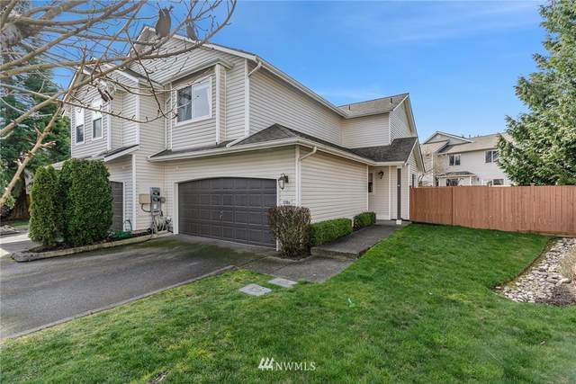 110 97th Avenue SE B, Lake Stevens, WA 98258 (#1741377) :: The Torset Group