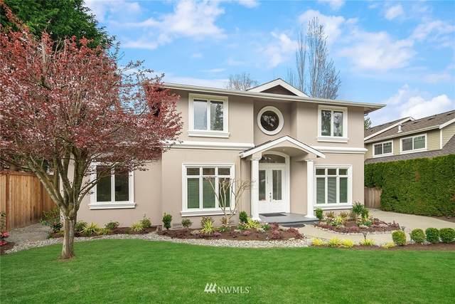 10638 NE 18th Street, Bellevue, WA 98004 (#1741490) :: Alchemy Real Estate