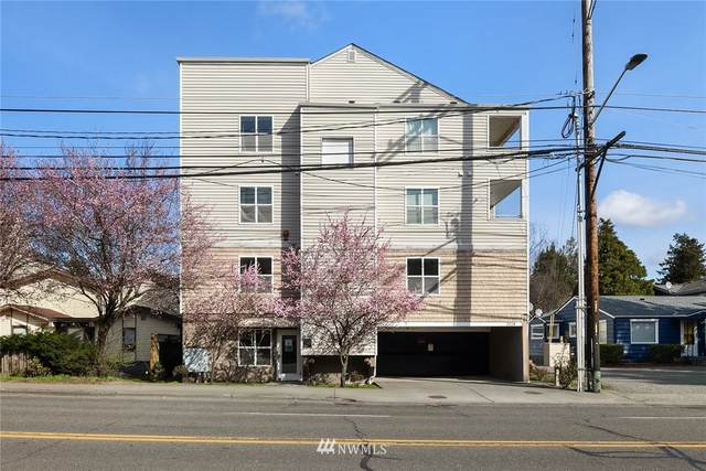 3014 NE 145th Street 4B, Shoreline, WA 98155 (#1741555) :: Tribeca NW Real Estate