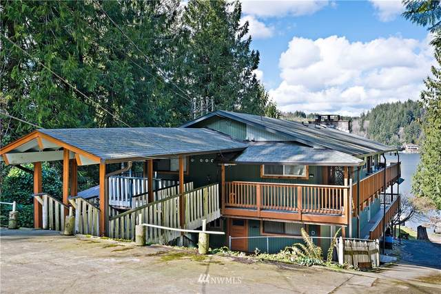 505 Summit Lake Shore Road NW D, Olympia, WA 98502 (#1741796) :: Better Properties Real Estate