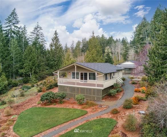 110 E Franjo Beach Drive, Shelton, WA 98584 (MLS #1741801) :: Brantley Christianson Real Estate