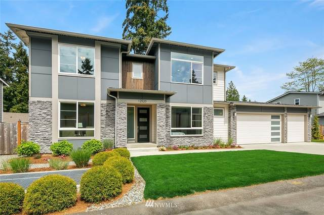 12520 NE 81st Lane, Kirkland, WA 98033 (#1741807) :: Better Properties Lacey