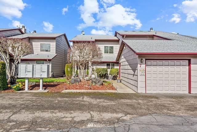 2363 40th Avenue #7, Longview, WA 98632 (#1741986) :: Urban Seattle Broker