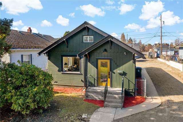 1750 S Sheridan Avenue, Tacoma, WA 98405 (MLS #1742144) :: Brantley Christianson Real Estate