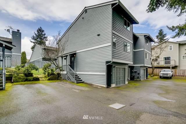 916 N 165th #7, Shoreline, WA 98133 (#1742173) :: Ben Kinney Real Estate Team