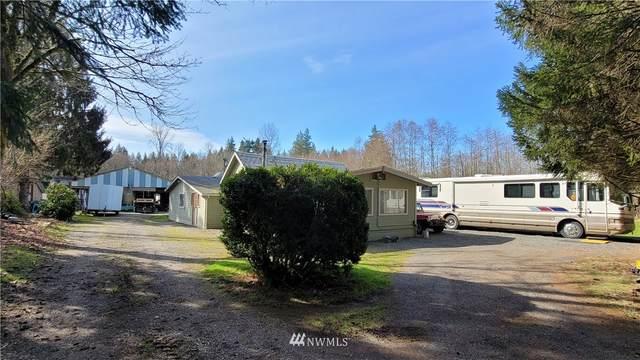 25415 NE 80th Street, Redmond, WA 98053 (#1742311) :: Ben Kinney Real Estate Team