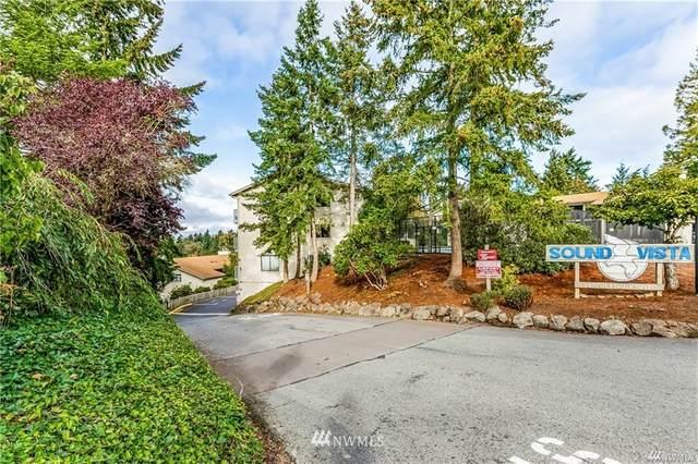 13235 12th Avenue SW #911, Burien, WA 98146 (#1742399) :: Better Properties Real Estate
