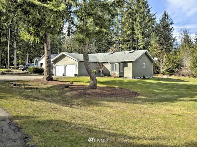 281 SE Sunrise Drive, Shelton, WA 98584 (#1742510) :: Better Properties Real Estate