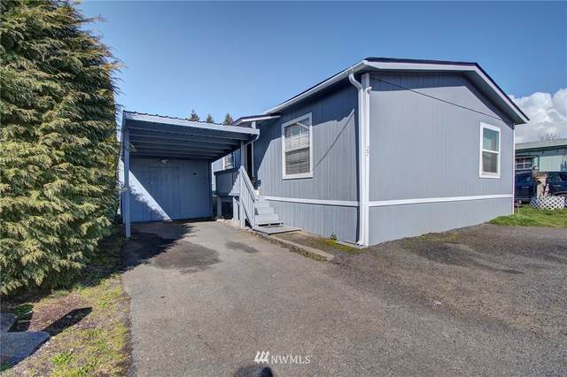 6912 NE 131st Avenue #27, Vancouver, WA 98682 (#1742547) :: Better Properties Real Estate