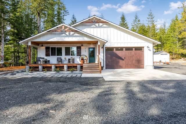 4187 E Mason Lake Drive W, Grapeview, WA 98546 (#1742559) :: Better Properties Real Estate
