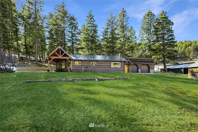 2041 Emerick Road, Cle Elum, WA 98922 (#1742633) :: Better Properties Real Estate