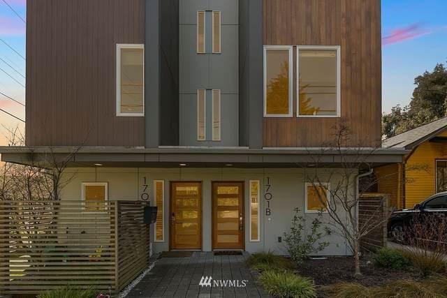 1701 NW 65th Street B, Seattle, WA 98117 (#1742652) :: NextHome South Sound