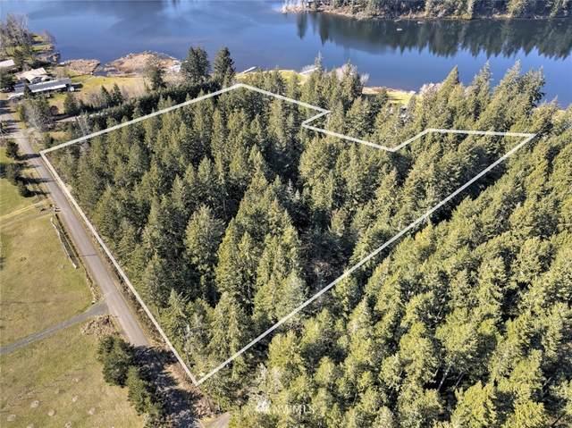 0 E Clay Road, Shelton, WA 98584 (MLS #1742689) :: Brantley Christianson Real Estate
