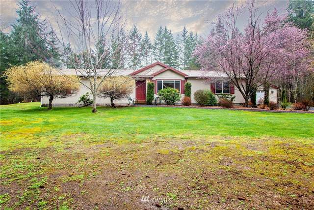 60 E Jade Drive, Shelton, WA 98584 (MLS #1742933) :: Brantley Christianson Real Estate