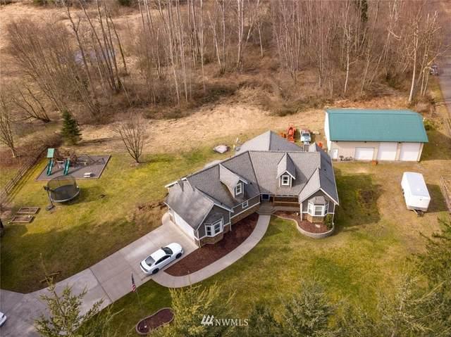 3671 Birch Terrace Drive, Custer, WA 98240 (#1743126) :: The Shiflett Group