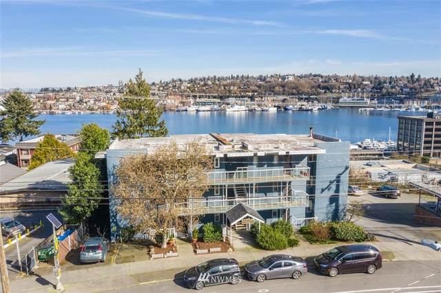 1758 Dexter Avenue N #3, Seattle, WA 98109 (#1743160) :: Costello Team