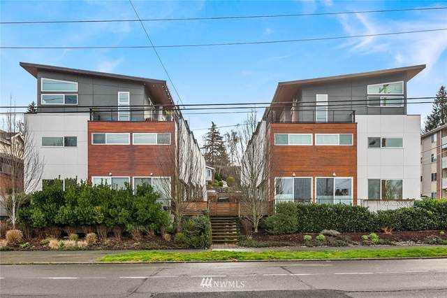 7016 California Avenue SW D, Seattle, WA 98136 (#1743218) :: Better Properties Real Estate