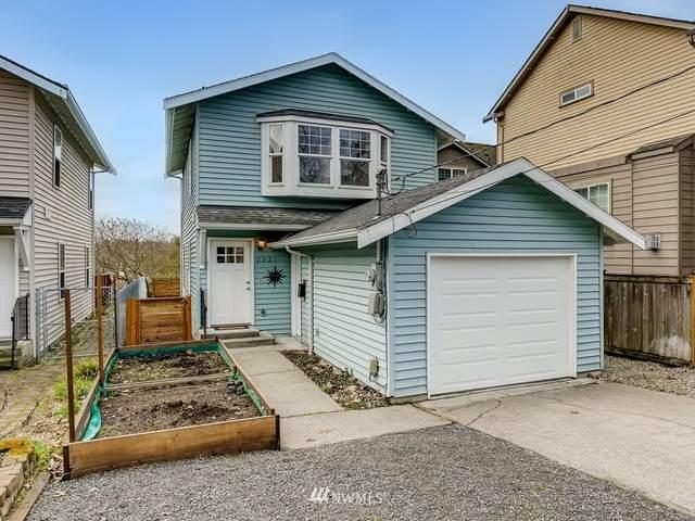 2021 S Norman Street, Seattle, WA 98144 (#1743382) :: Costello Team