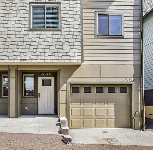 4920 S Willow Street C, Seattle, WA 98118 (MLS #1743564) :: Brantley Christianson Real Estate