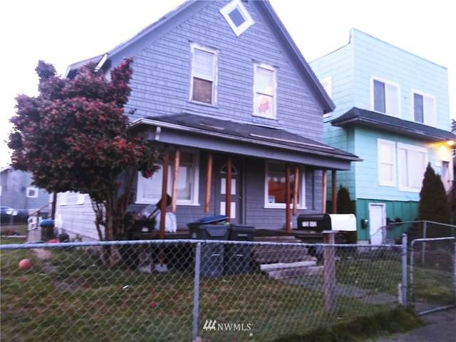 720 W First Street, Aberdeen, WA 98520 (#1743762) :: M4 Real Estate Group