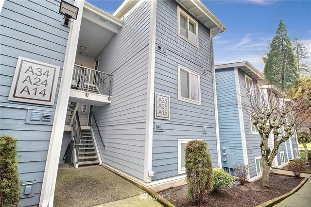 2531 S 248th Street A35, Kent, WA 98032 (#1743913) :: Urban Seattle Broker