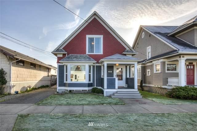 212 Garfield Street, Hoquiam, WA 98550 (#1743937) :: Better Properties Real Estate